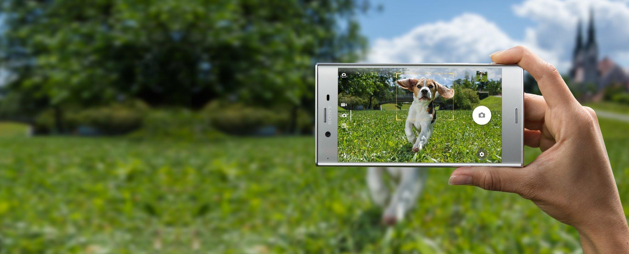 Sony Xperia X Compact Cámara