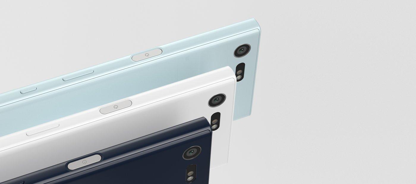 Sony Xperia X Compact Diseño y Construcción