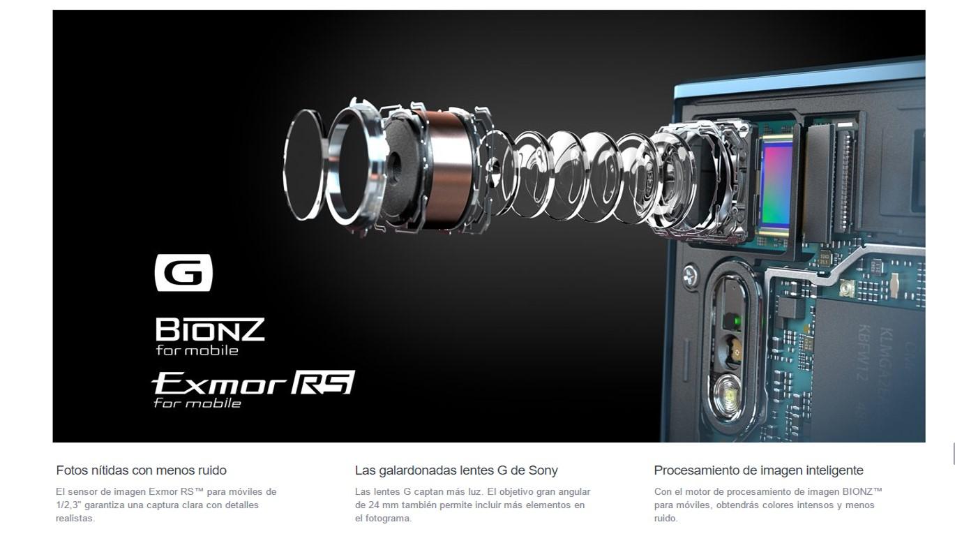 Sony Xperia X Compact sensor Exmo