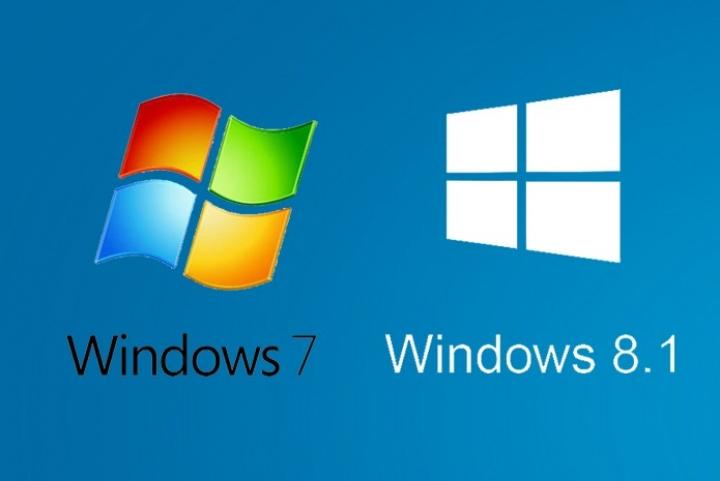 Windows 7 8.1
