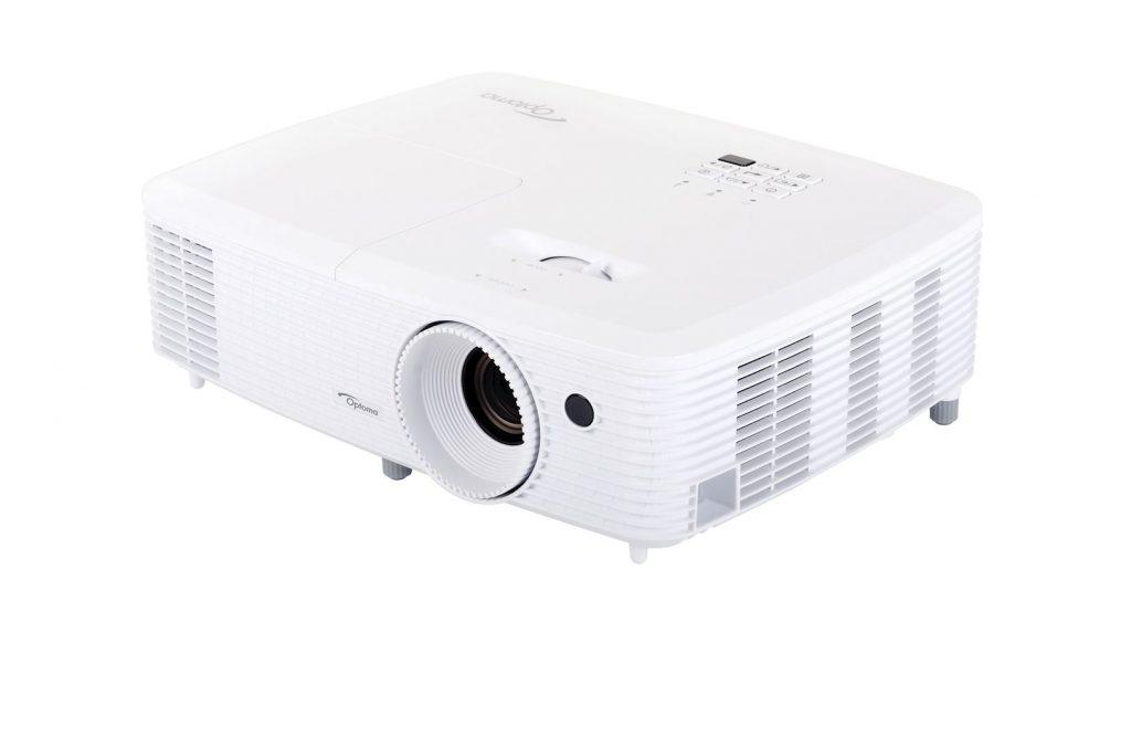 Optoma HD27, un proyector DLP, en 3D