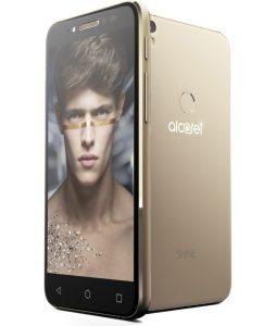 Alcatel Shine Lite, sobresale por su diseño Premium