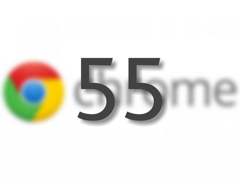 Chrome 55 para Android