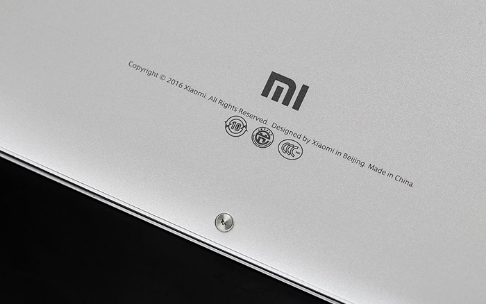 Diseñado por Xiaomi - Xiaomi Mi Notebook Air 12