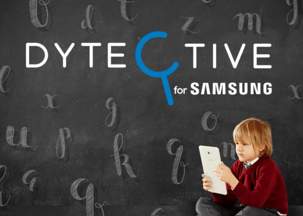 Dytective para Samsung