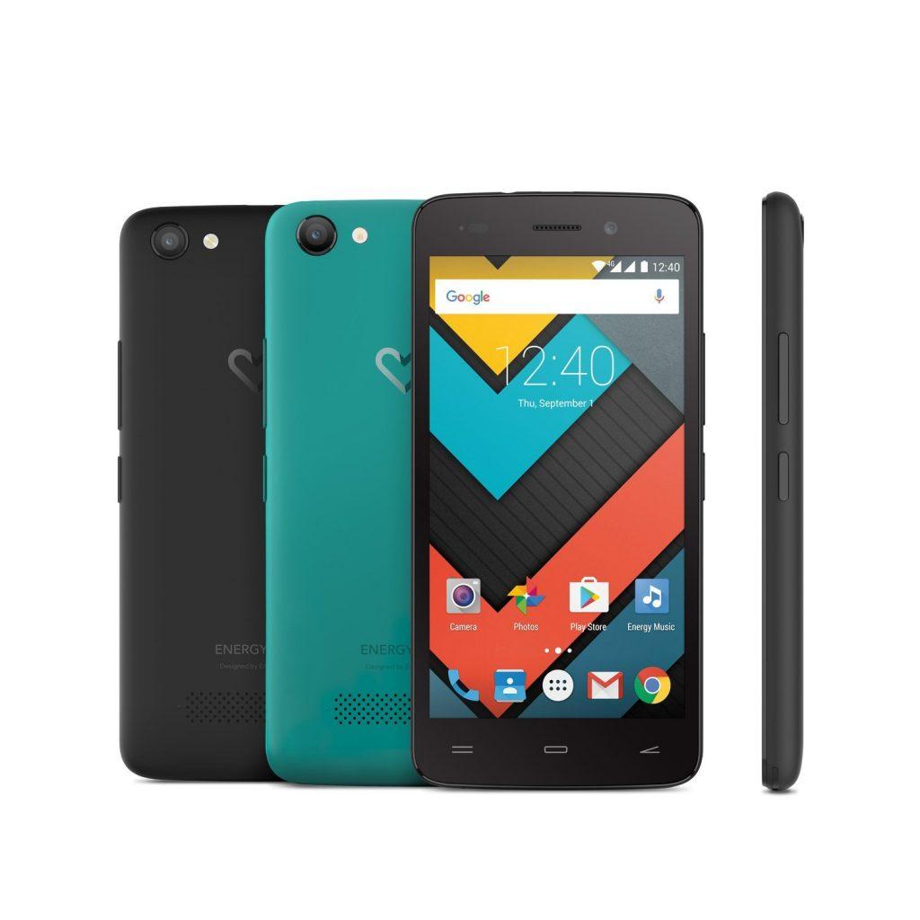 Energy Phone Neo 2, el encanto de las pantallas pequeñas