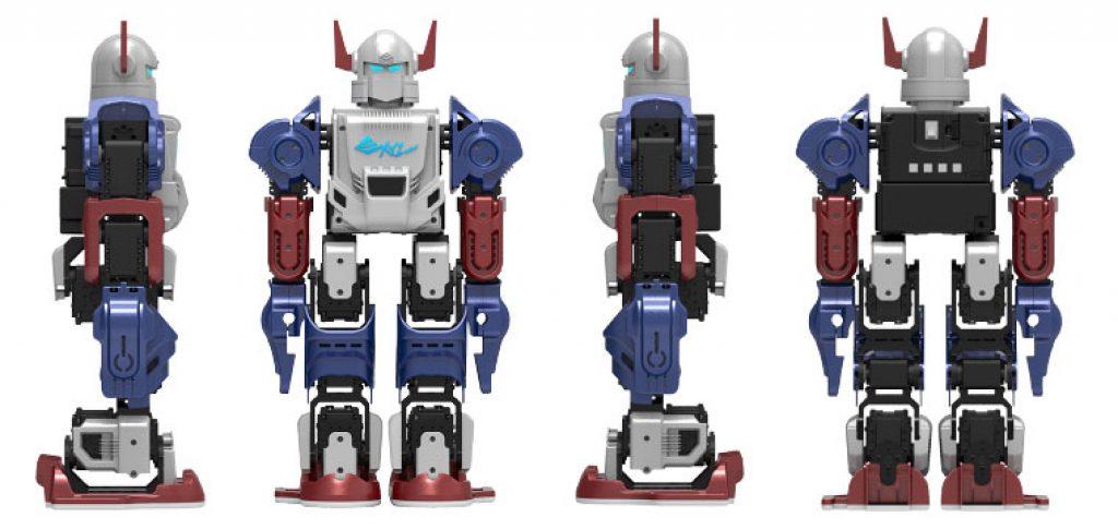 El robot avanzado Bolide Y-01 lo pueda utilizar cualquier niño a partir de los 8 años de edad