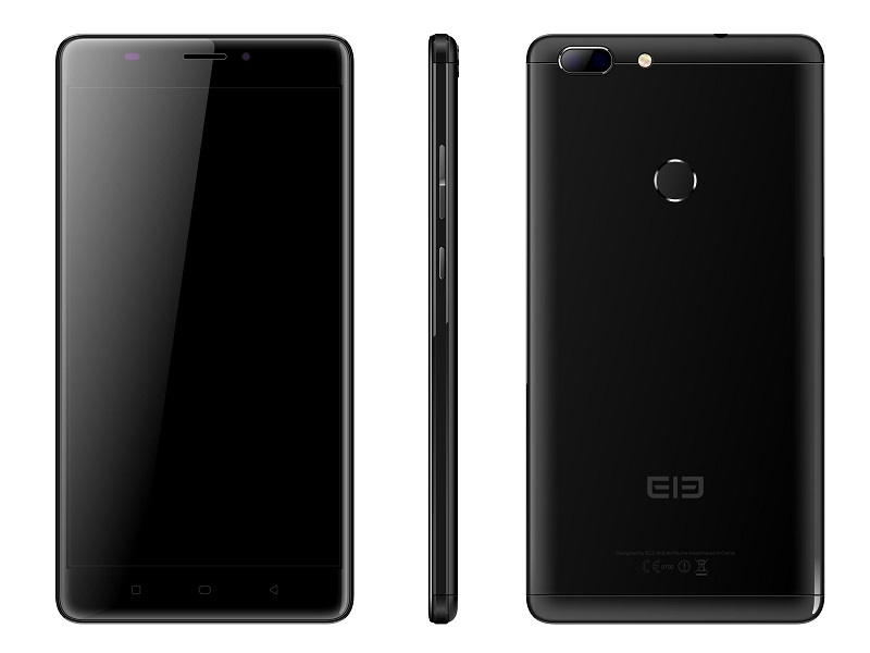 Elephone Max negro