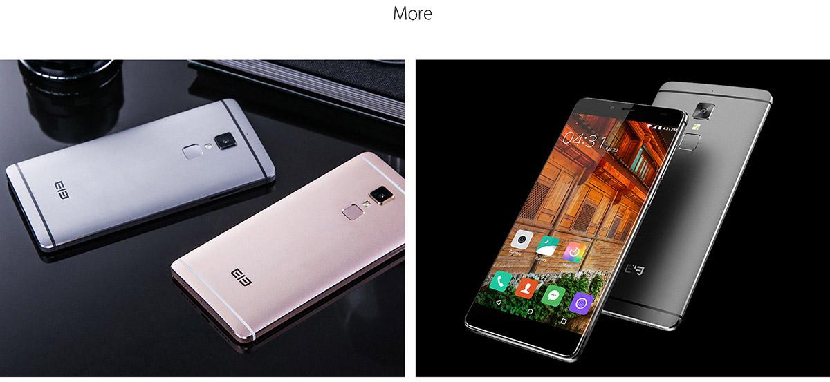Elephone S3 - Top Smartphone sin marcos, los mejores móviles del momento