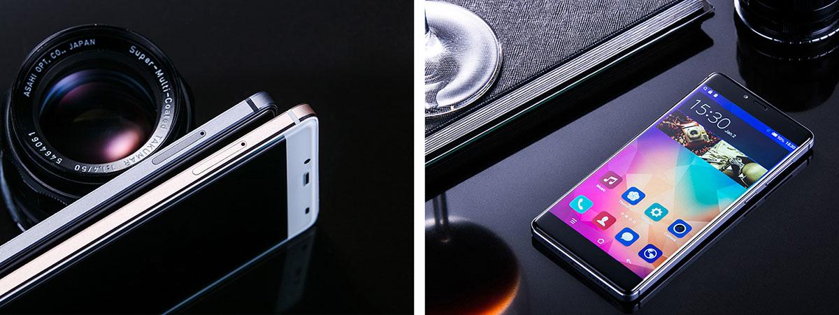 Elephone S3 - Top Smartphone sin marcos, los mejores móviles del momento I