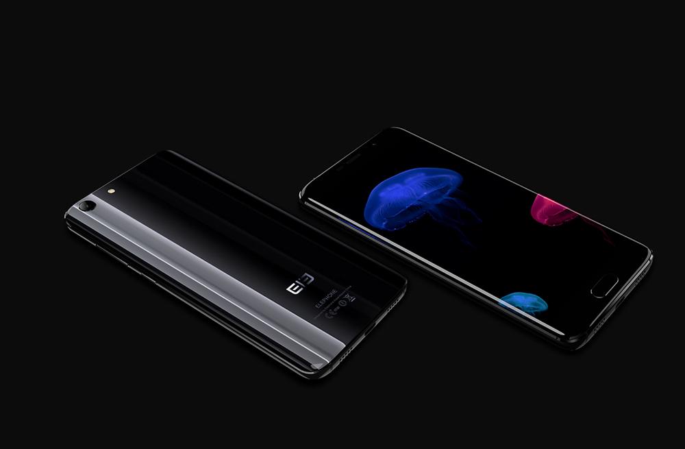 Elephone S7 - Smartphone sin marcos, los mejores móviles del momento.