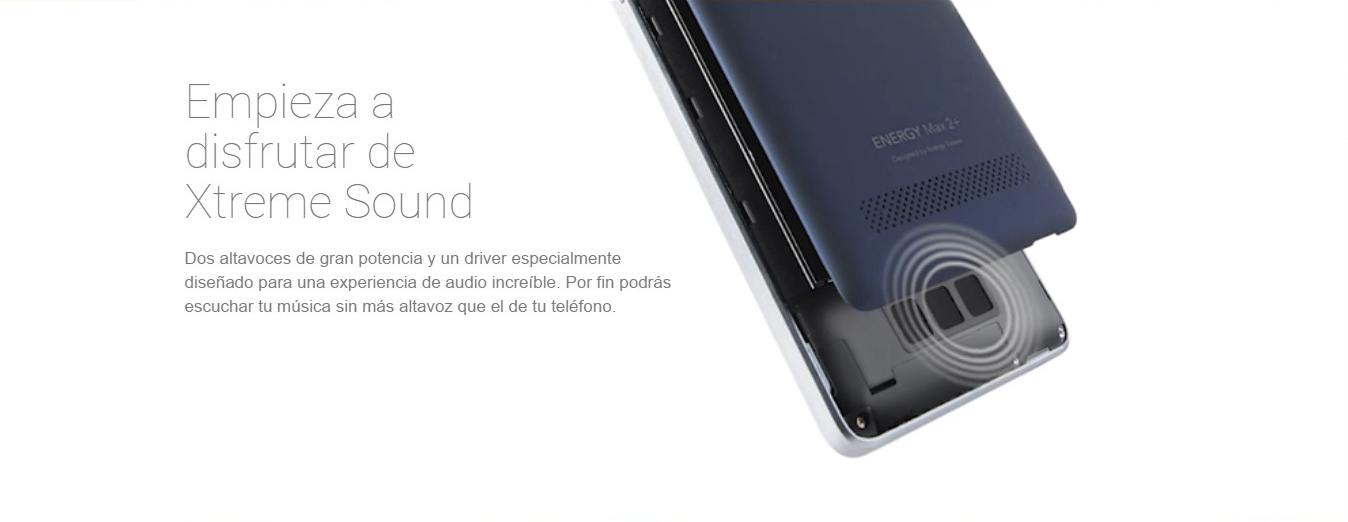 Energy Phone Max 2+ Xtreme Sound