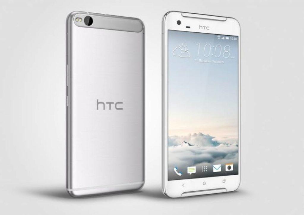 Este fue el diseño del HTC X9