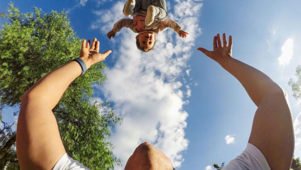 La mejor cámara deportiva GoPro nos permite cuatro formas distintas de tomar imágenes