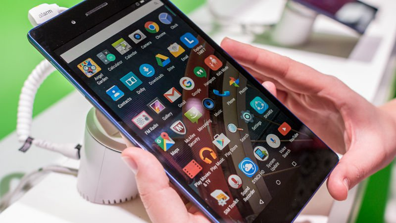 Lenovo TB3-X70F TAB 3 sistema operativo Android 6.0 Marshmallow