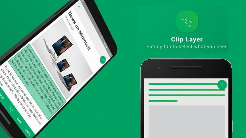 Microsoft Clip Layer