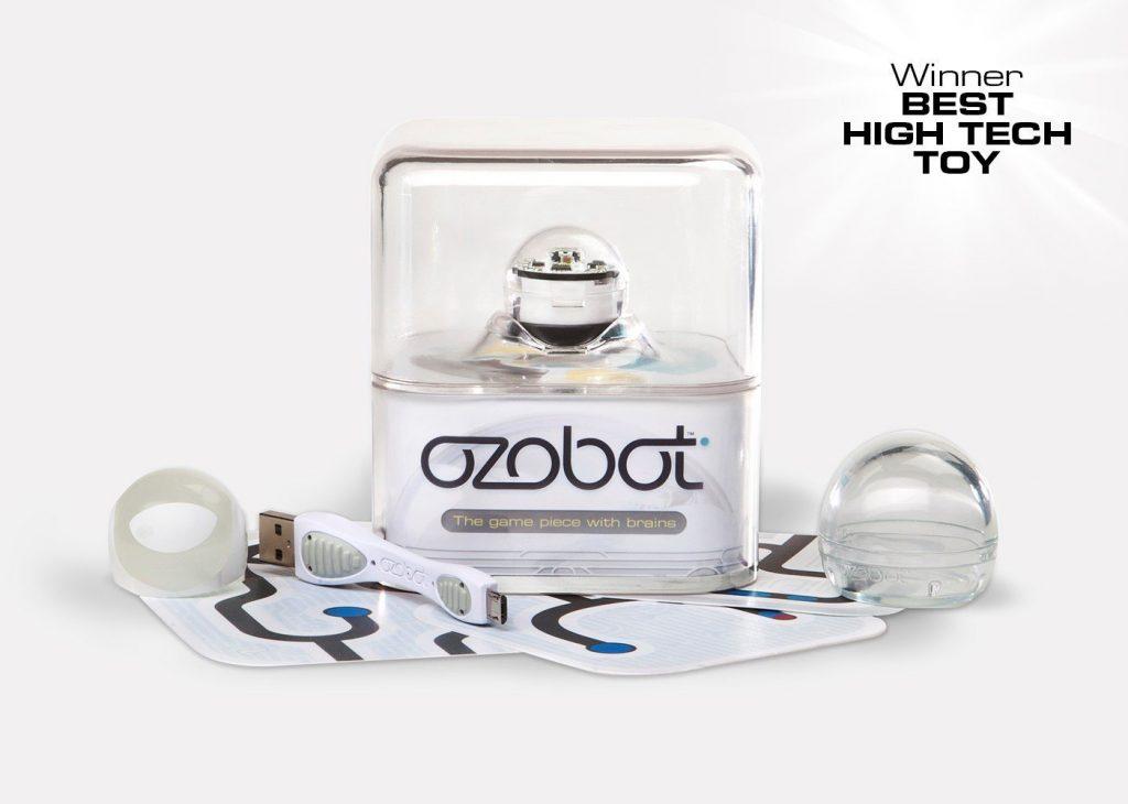 Ozobot BIT es uno de los mejores robots educativos del momento