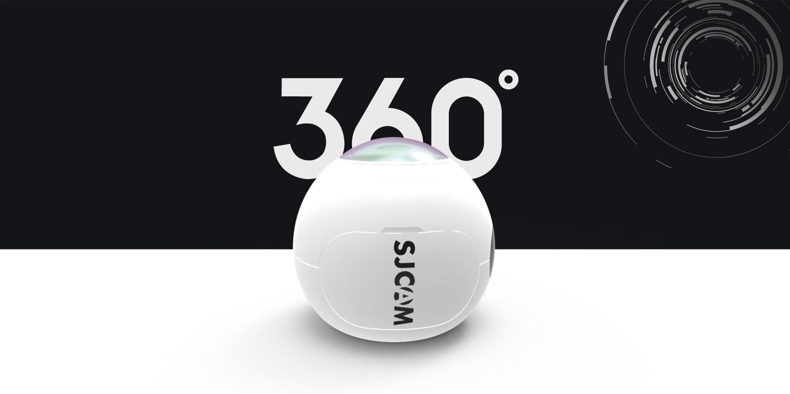 SJCAM SJ360, grabando en todos los ángulos