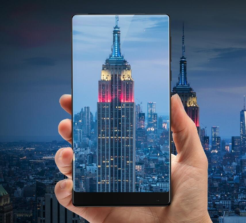 Smartphone sin marcos, los mejores móviles del momento.