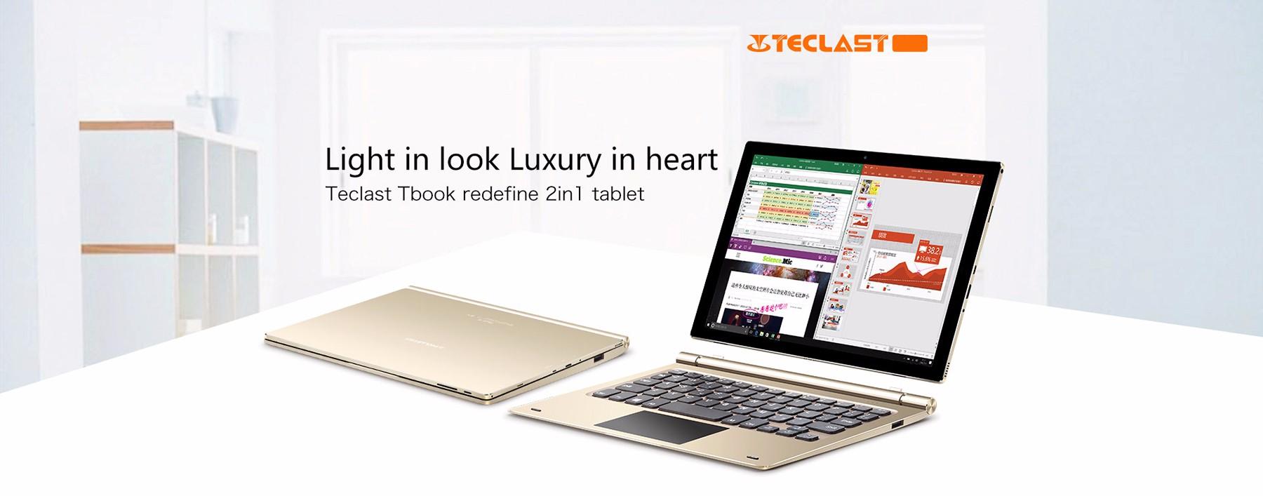 Teclast Tbook 10 y Teclast Tbook 10 S