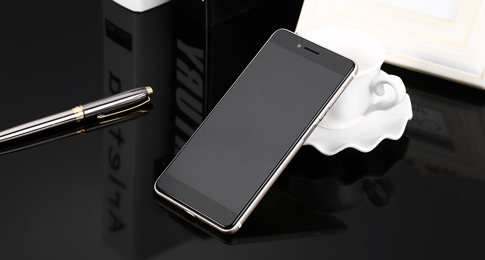 Ulefone Future 2 - Smartphone sin marcos, los mejores móviles del momento.