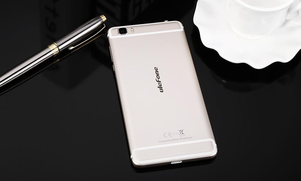 Ulefone Future 3 - Smartphone sin marcos, los mejores móviles del momento.