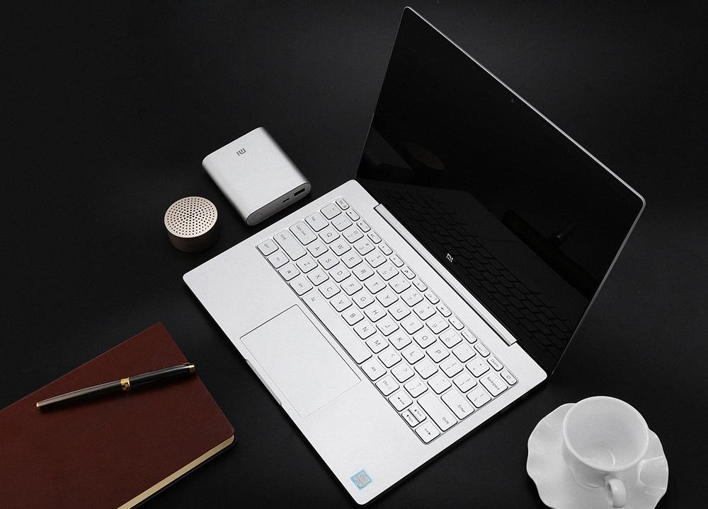 Xiaomi Mi Notebook Air 12 Diseño y construcción
