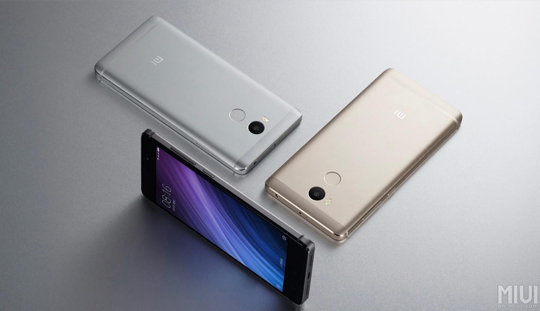 Xiaomi Redmi 4A y Xiaomi Redmi 4
