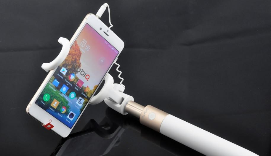 ZTE Nubia Z11 Mini S Cámara y Selfie stick