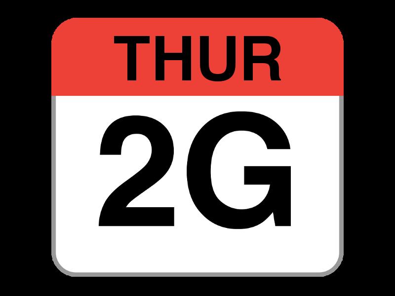 TBTGizlogic Thursday 2G