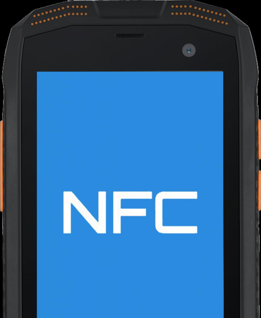 AGM A2, NFC