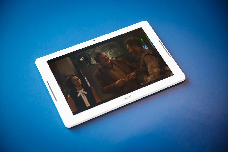 Acer Iconia One 10 B3-A30 pantalla