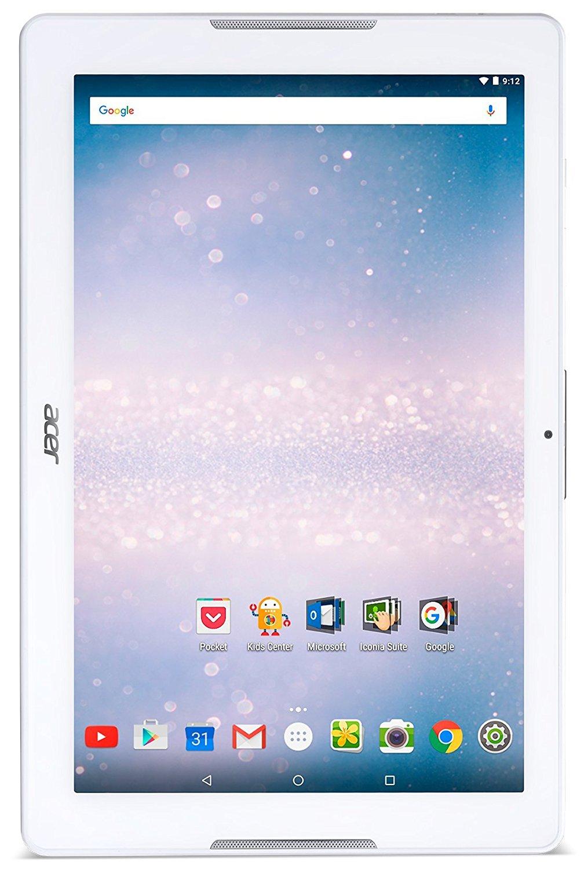 Acer Iconia One 10 B3-A30 sistema operativo y conectividad