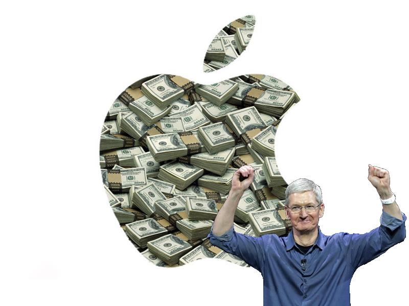 Apple demanda a Qualcomm