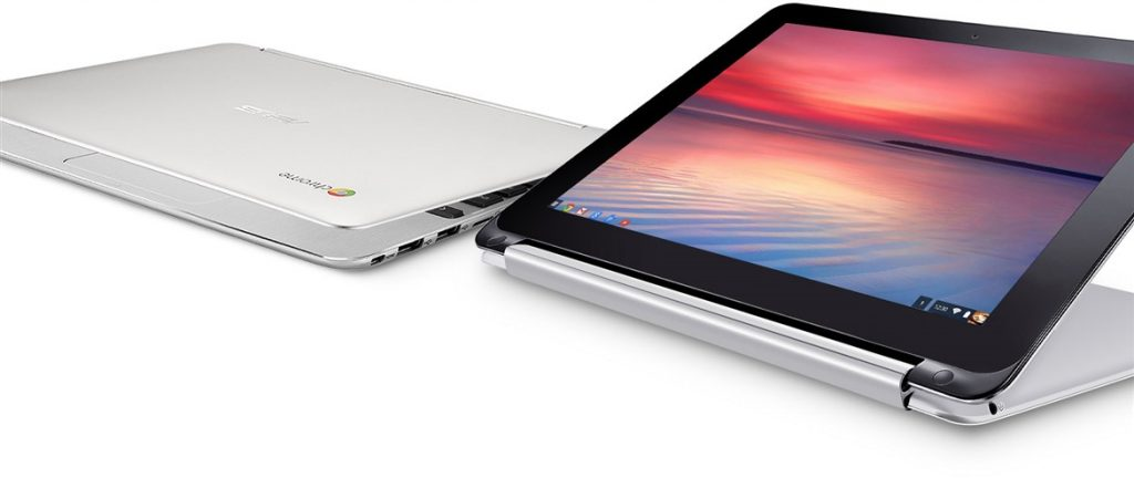 Convertible Asus Chromebook Flip 2