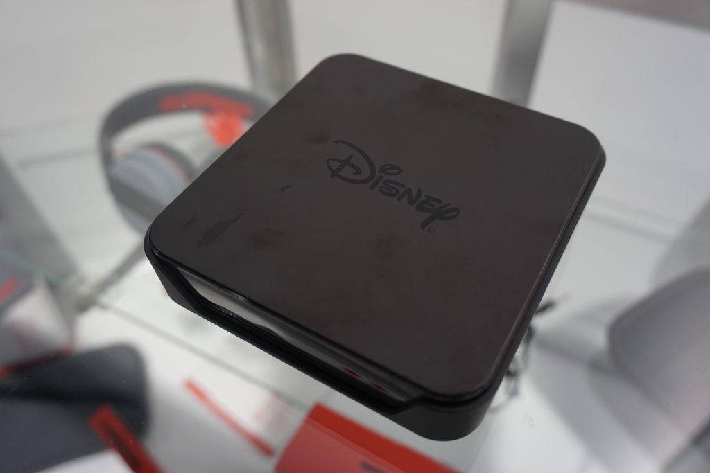 Disney Kids TV Box