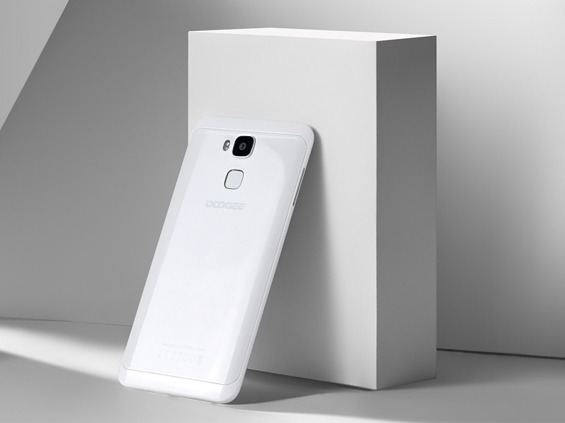 Doogee Y6 Piano White