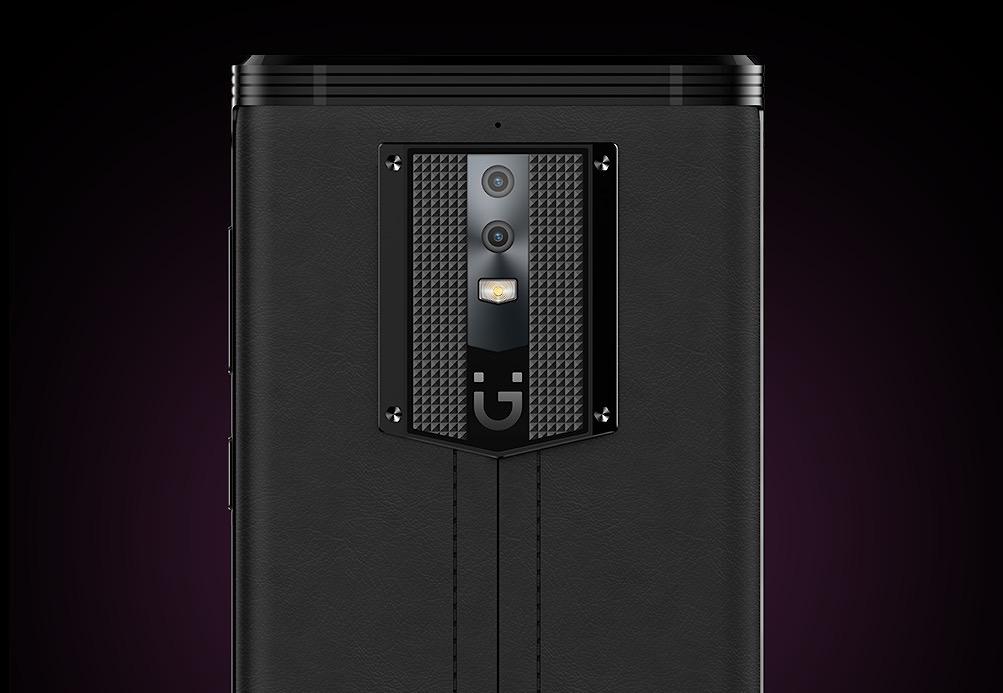 Gionee m2017 cámaras dobles