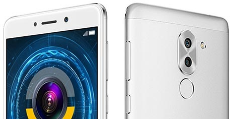 Huawei Honor 6X camara