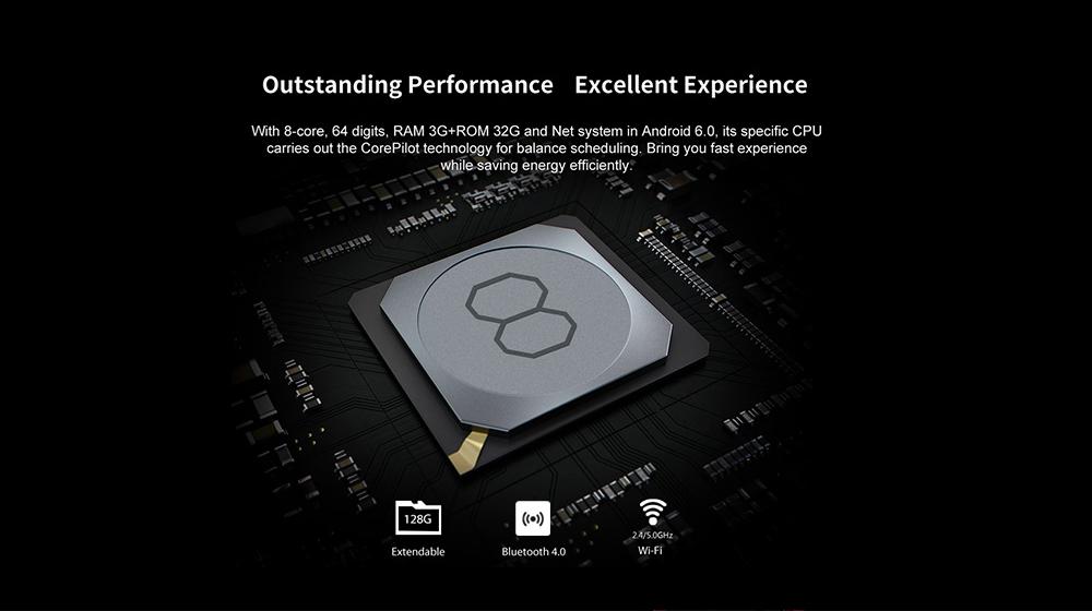 JESY J7 procesador