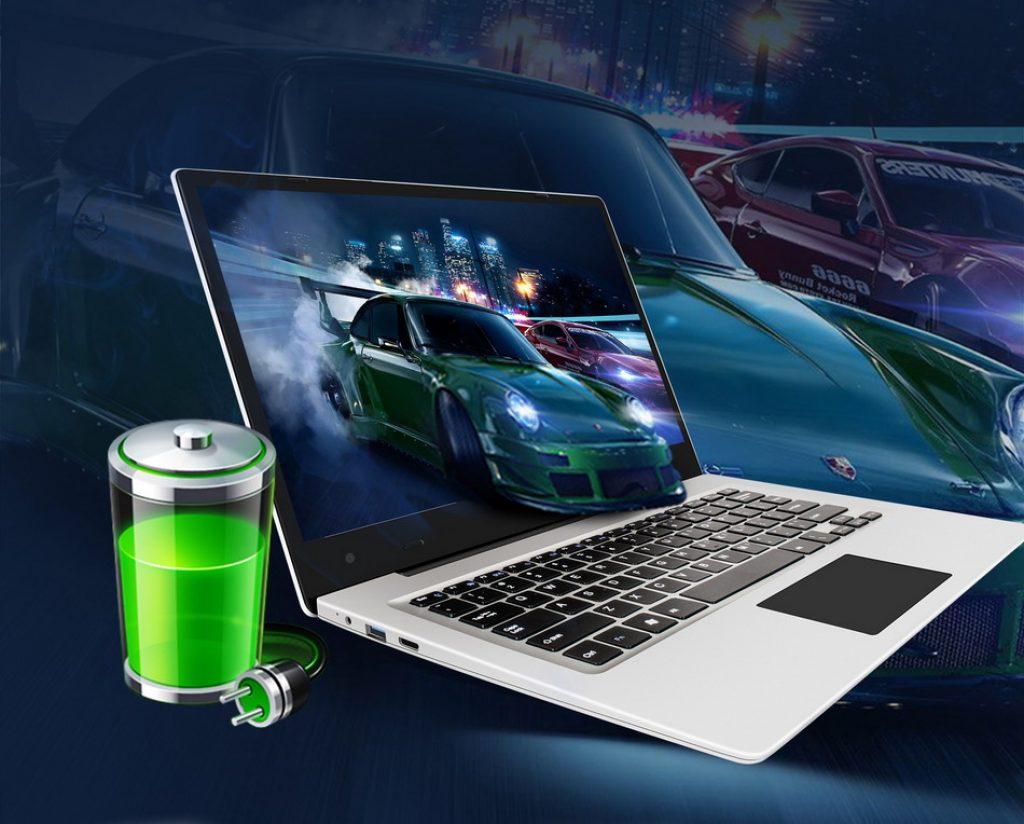 Jumper EZBook 3, batería
