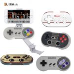 Mandos retro Bluetooth de 8Bitdo