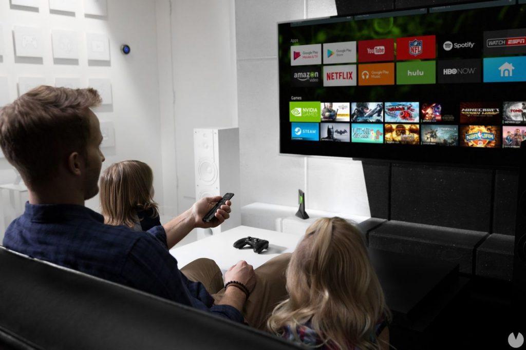Nvidia Shield, potente centro multimedia