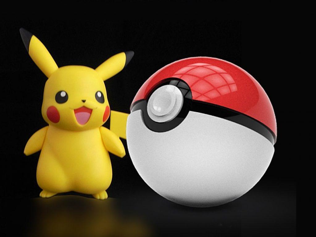 Powerbank para Pokemon Go