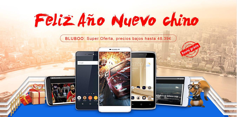 Promociones Bluboo
