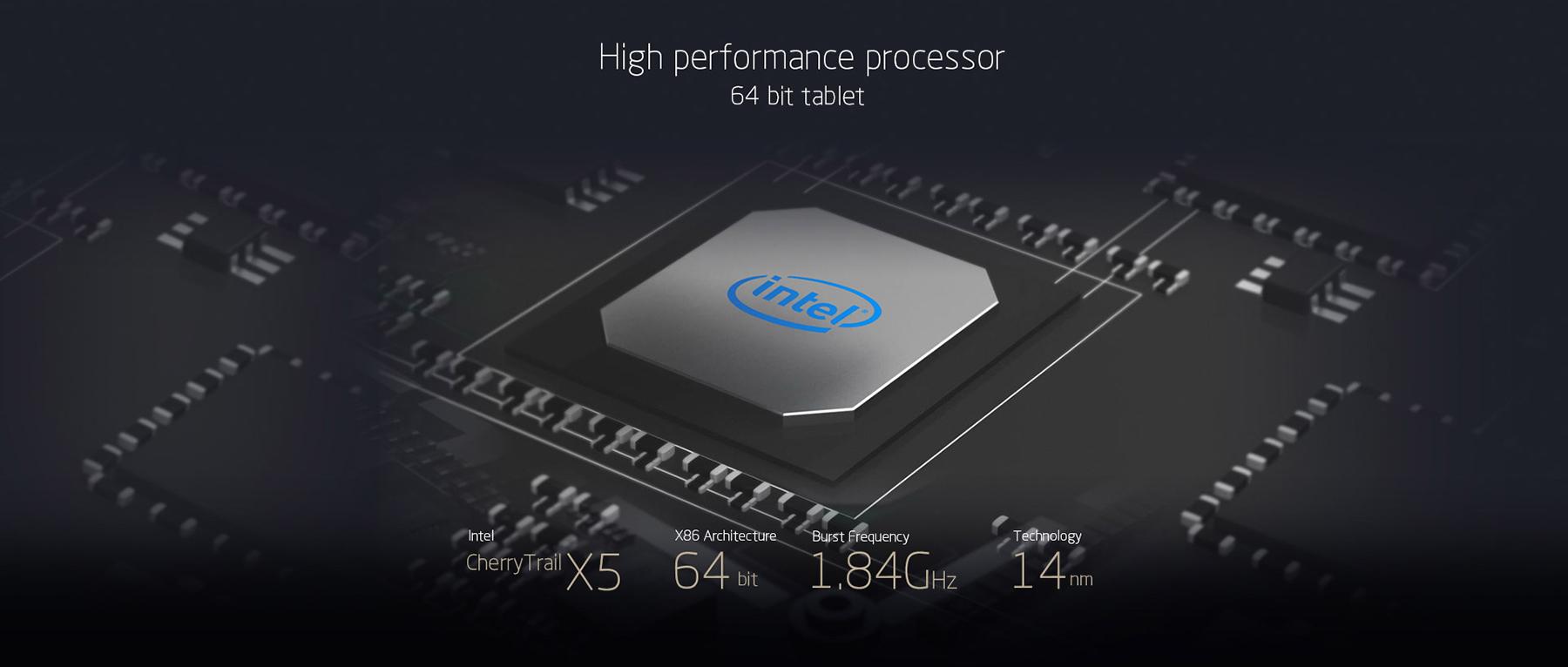 Teclast Tbook 12 Pro Hardware y rendimiento