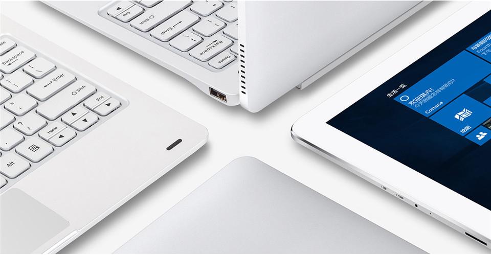 Teclast Tbook 16 Pro diseño y construcción