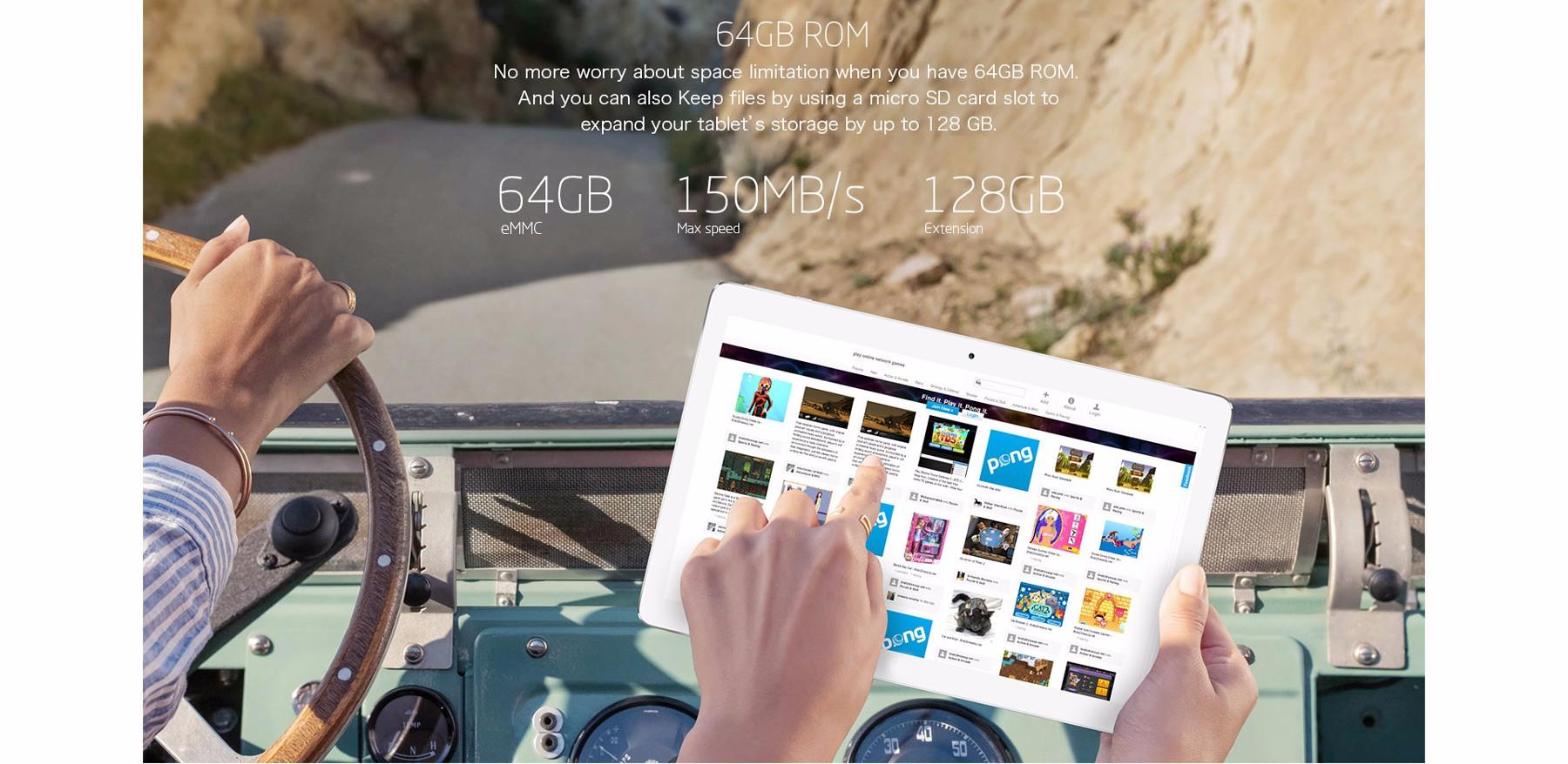 Teclast Tbook 16 Pro especificaciones