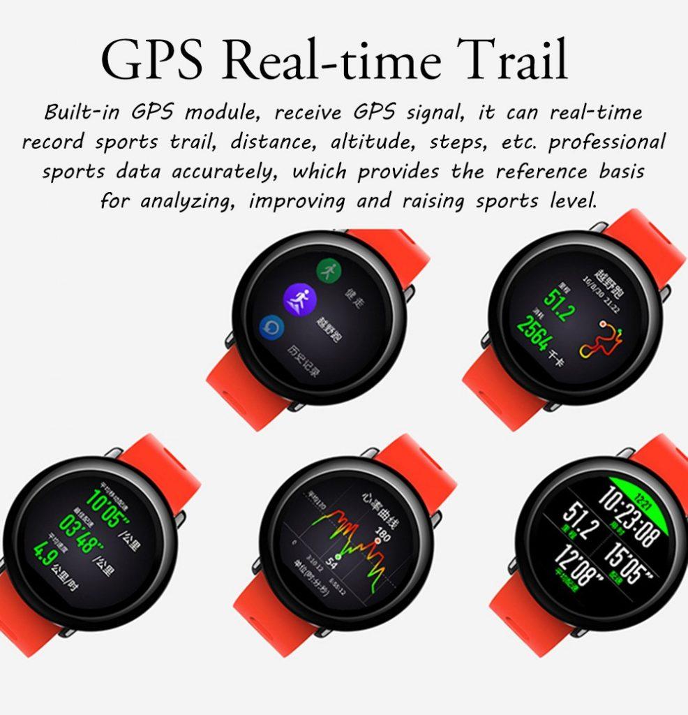 Xiaomi Amazfit GPS