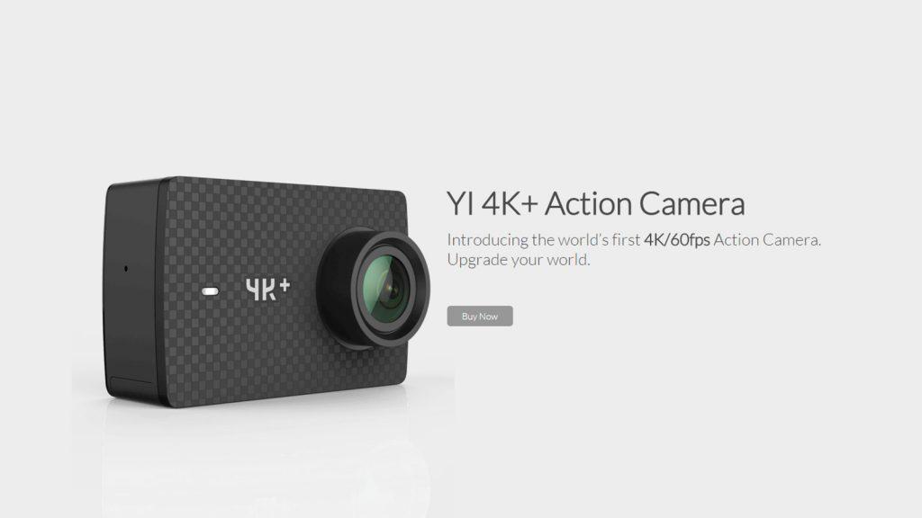 Xiaomi Yi 4K+